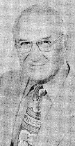 Vinton P Ostander1906-1997